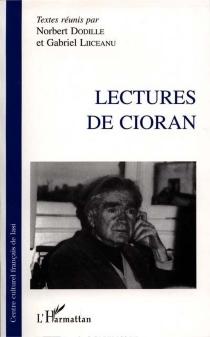 Lectures de Cioran -