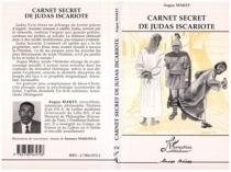 Carnet secret de Judas Iscariote - Auguy Makey