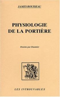 Physiologie de la portière - JamesRousseau