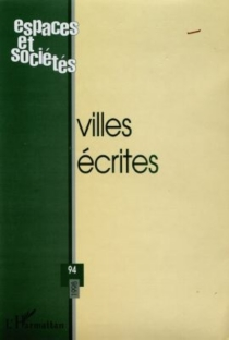 Villes écrites -