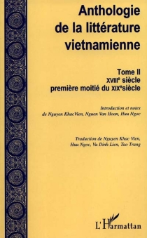 Anthologie de la littérature vietnamienne -