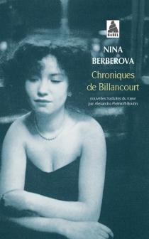 Chroniques de Billancourt - NinaBerberova