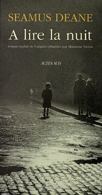 A lire la nuit - SeamusDeane