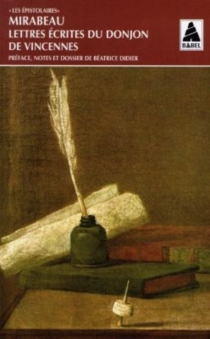 Lettres écrites du donjon de Vincennes : (1777-1778) - Honoré-Gabriel RiquetiMirabeau