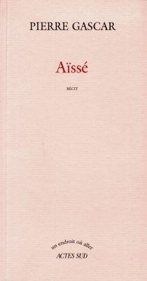 Aïssé - PierreGascar