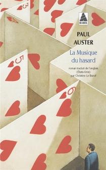 La musique du hasard - PaulAuster