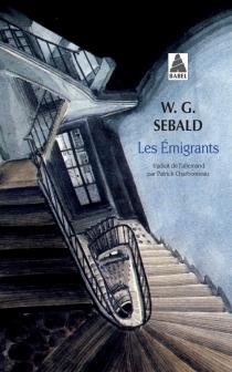 Les émigrants - Winfried GeorgSebald