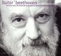 Dialogue avec 33 variations de Ludwig van Beethoven sur une valse de Diabelli| Suivi de Le château du sourd - MichelButor