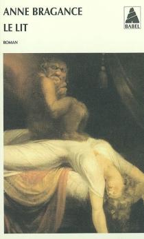 Le lit - AnneBragance
