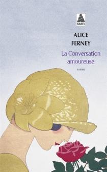 La conversation amoureuse - AliceFerney