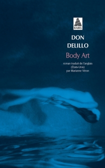Body art - Don DeLillo