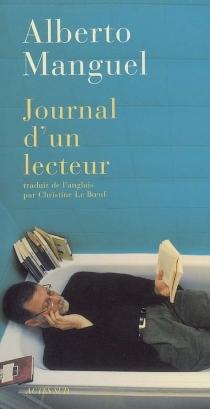Journal d'un lecteur - AlbertoManguel