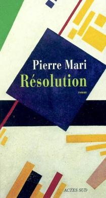 Résolution - PierreMari