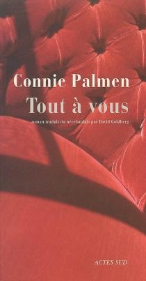 Tout à vous - ConniePalmen