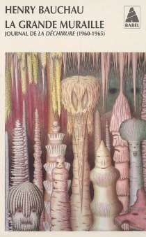 La Grande Muraille : journal de La déchirure 1960-1965 - HenryBauchau
