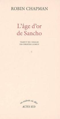 L'âge d'or de Sancho - RobinChapman