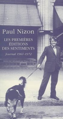 Journal - PaulNizon