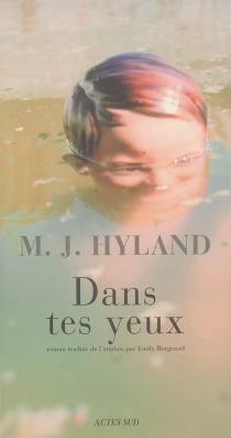 Dans tes yeux - Maria JoanHyland