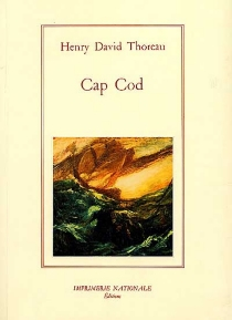 Cap Cod - Henry David Thoreau