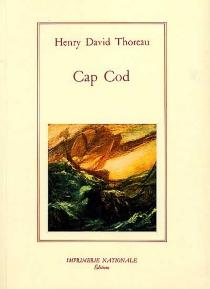 Cap Cod - Henry DavidThoreau