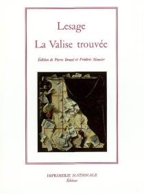 La valise trouvée - Alain-RenéLesage