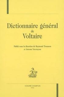 Dictionnaire général de Voltaire -
