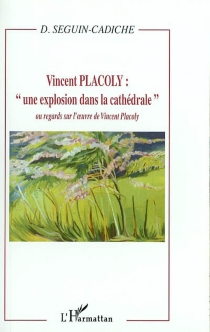Vincent Placoly : une explosion dans la cathédrale ou Regards sur l'oeuvre de Vincent Placoly - DanielSeguin-Cadiche