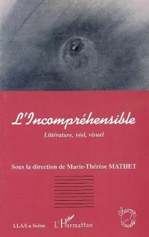 L'incompréhensible : littérature, réel, visuel -