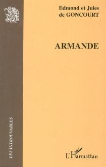 Armande - Jules deGoncourt