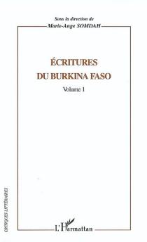 Ecritures du Burkina Faso -