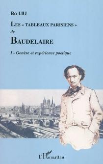 Les tableaux parisiens de Baudelaire - BoLiu