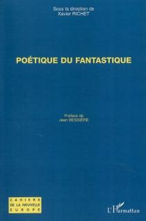 Poétique du fantastique -