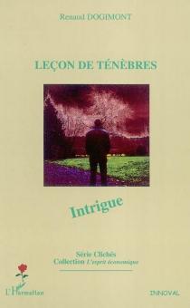 Leçon de ténèbres - RenaudDogimont