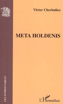 Meta Holdenis - VictorCherbuliez