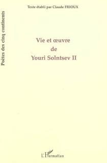 Vie et oeuvre de Youri Solntsev - YouriSolntsev