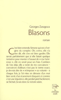 Blasons - GeorgesZaragoza