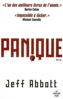 Panique - JeffAbbott