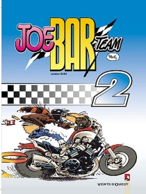 Joe Bar Team - Stéphane Deteindre