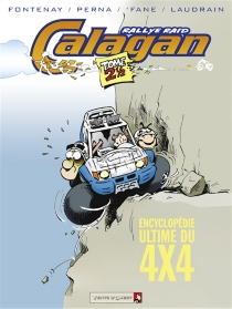 Calagan : rallye raid - Jean-PierreFontenay