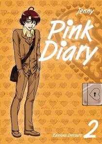 Pink diary - Jenny