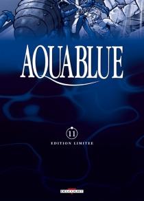 Aquablue : édition anniversaire - ThierryCailleteau