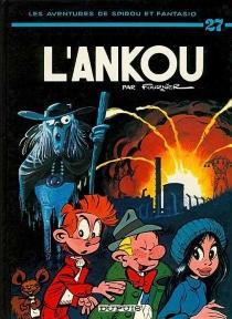 Spirou et Fantasio - Jean-ClaudeFournier