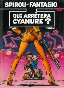 Spirou et Fantasio - Janry