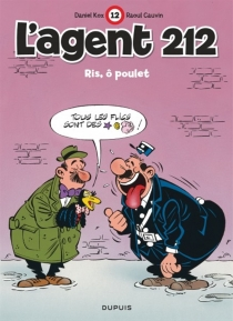 L'agent 212 - Raoul Cauvin