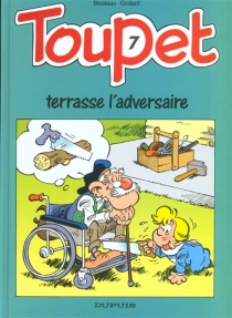 Toupet - Albert Blesteau