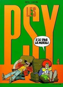Les psy - Bédu
