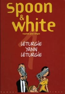Spoon and White - Simon Léturgie