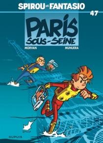 Spirou et Fantasio - Jean-DavidMorvan