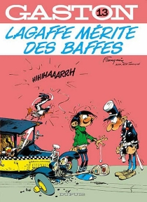 Gaston Lagaffe : spécial luxe - AndréFranquin