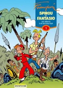Spirou et Fantasio | Volume 1, Les débuts d'un dessinateur - AndréFranquin